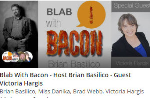 blab with bacon